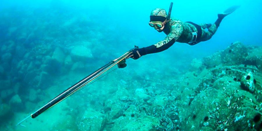 fucile da pesca subacquea