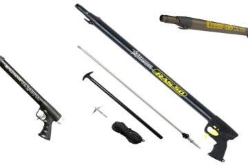 fucili da pesca ad aria compressa