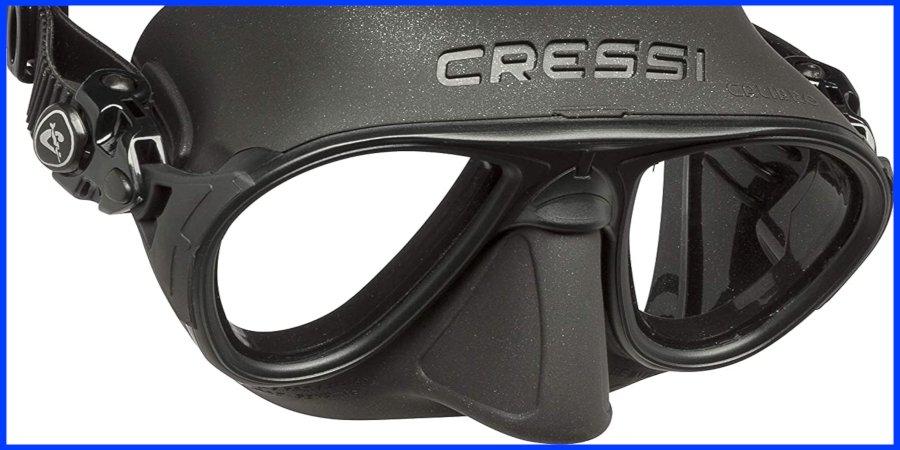 maschera subacquea cressi